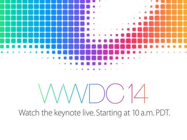 WWDC2014 OS X 10.10