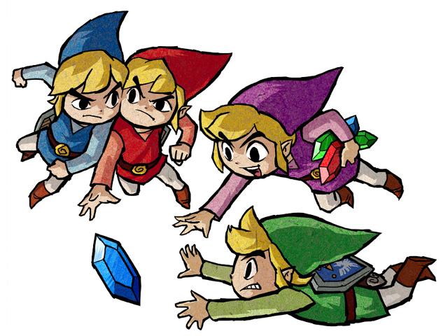 Zelda multijoueurs