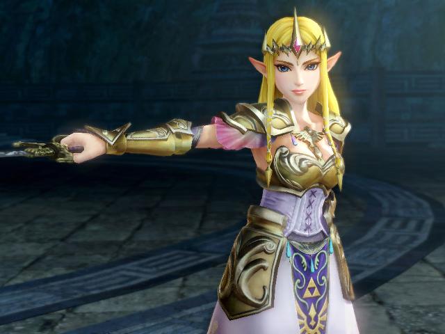 Coucou, je m'appelle Zelda, je suis reine et je me la pète.