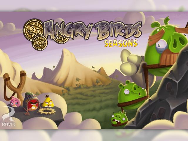 Angry Birds Seasons South HAMerica