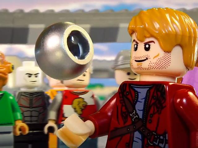 Bande annonce Les Gardiens de la Galaxie LEGO