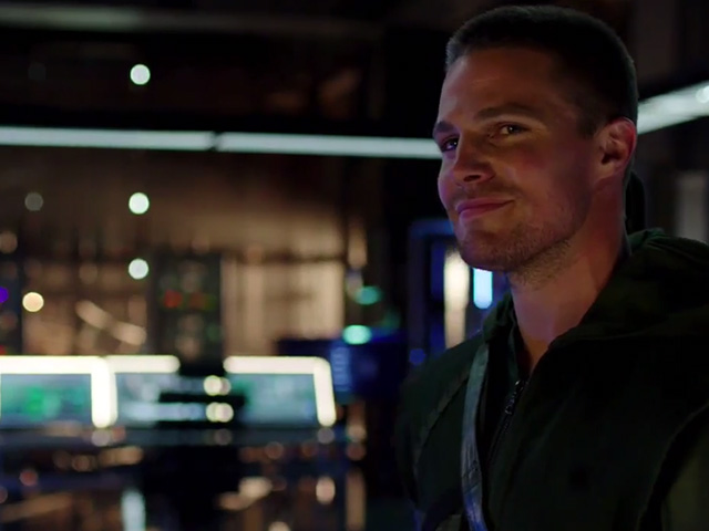 Bande annonce The Arrow saison 3