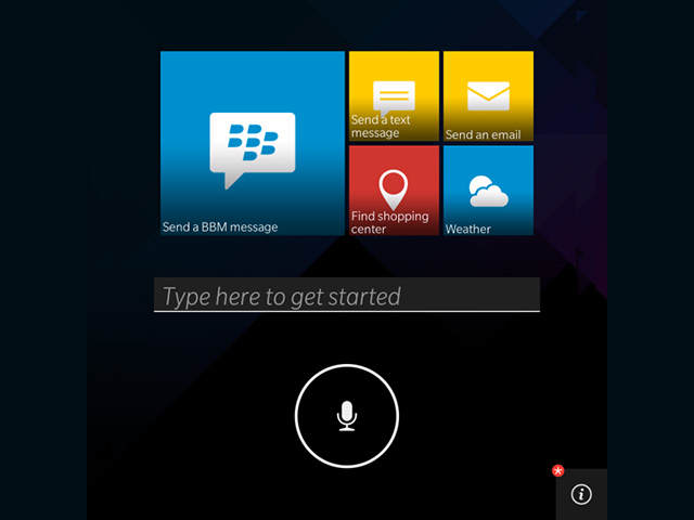 BlackBerry Assistant : image 2