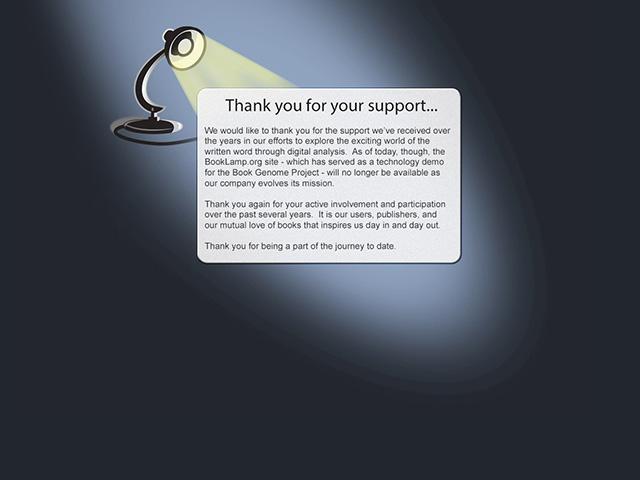 BookLamp Apple
