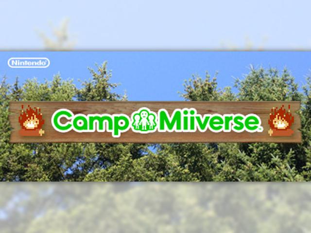 Camp Miiverse