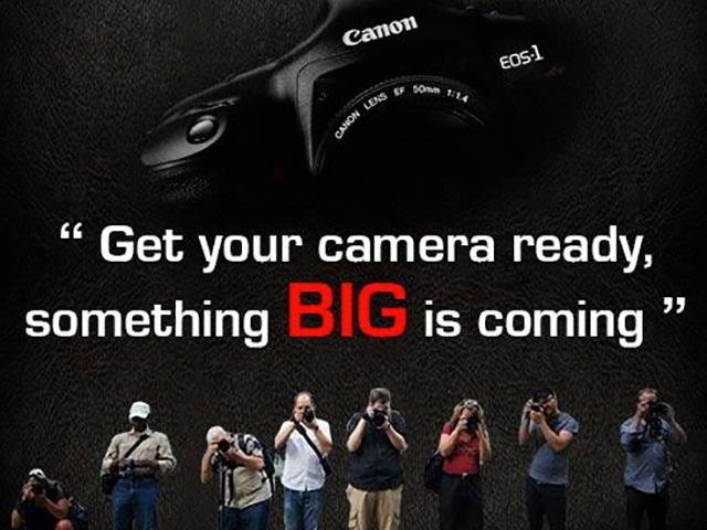 Canon BIG