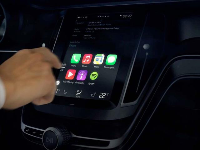 Partenaires CarPlay