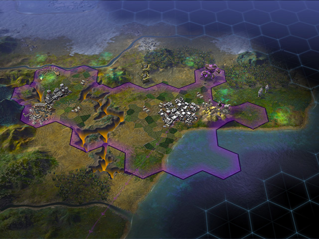 Vidéo gameplay Civilization Beyond Earth