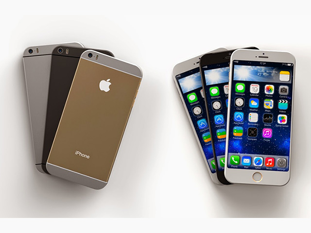 Concept iPhone 6 Giorgi