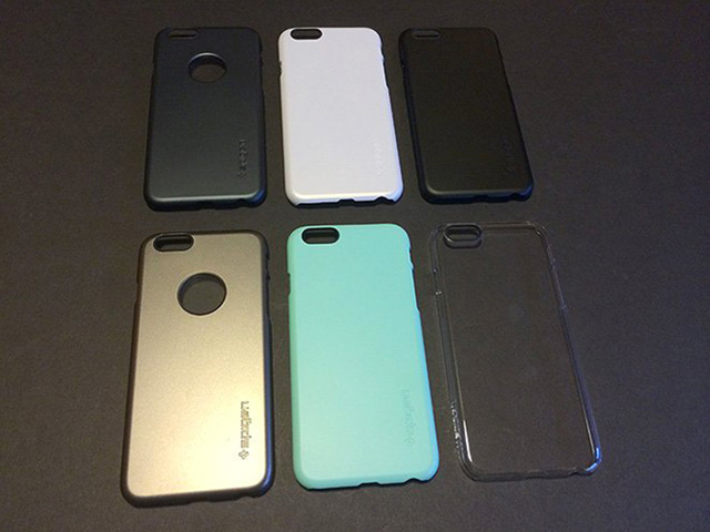 Coque Spigen iPhone 6 : image 3