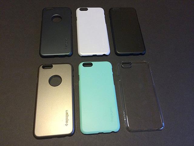 Coque Spigen iPhone 6 : image 3