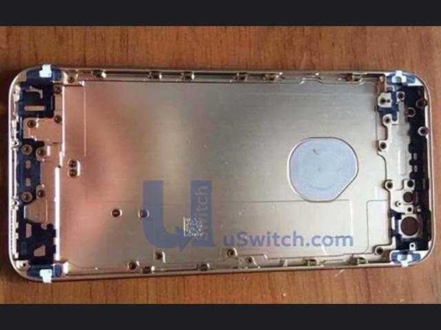 Coque iPhone 6 Pomme Lumineuse