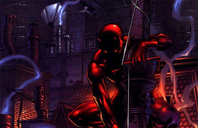 Série TV Daredevil