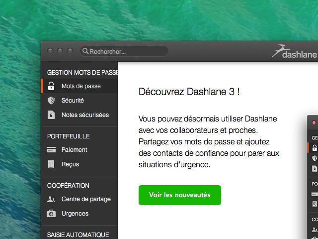 Dashlane 3.0
