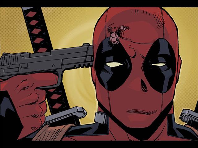 Footage Deadpool