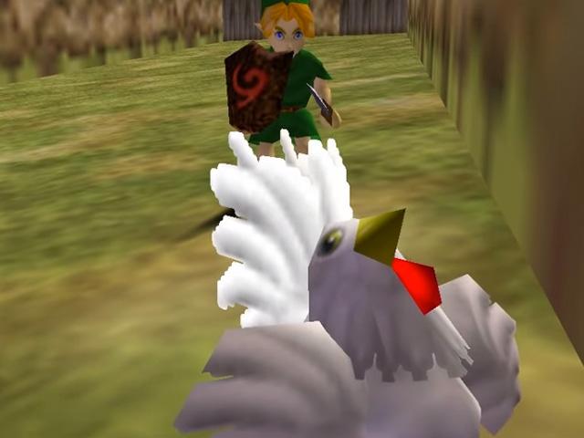 Délire Zelda