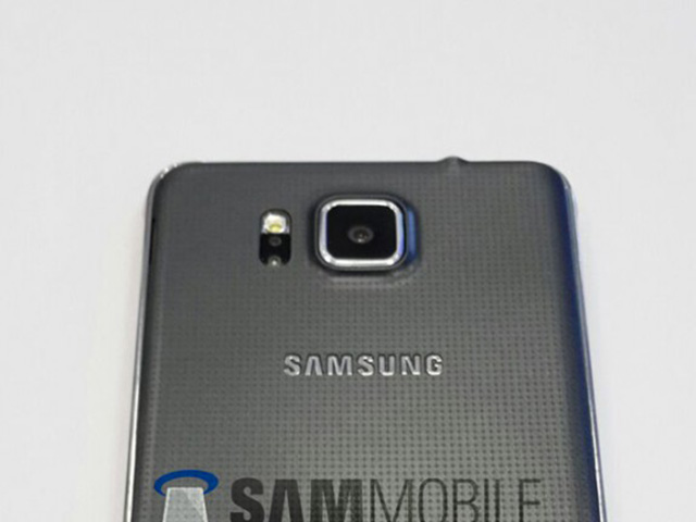 Ecran Samsung Galaxy Alpha