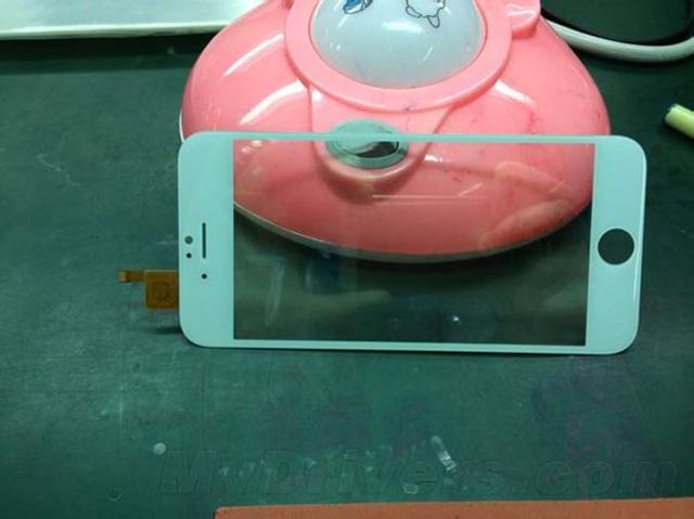 Verre de saphir iPhone 6