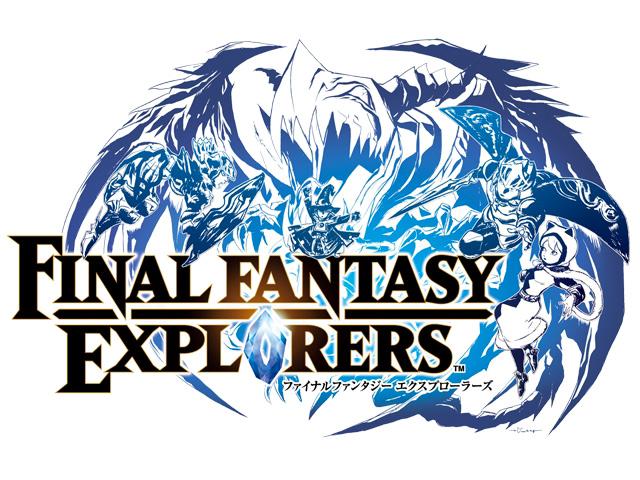 Vidéo Final Fantasy Explorers