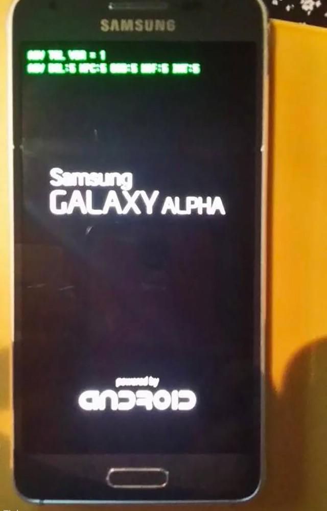 Samsung Galaxy Alpha : image 9