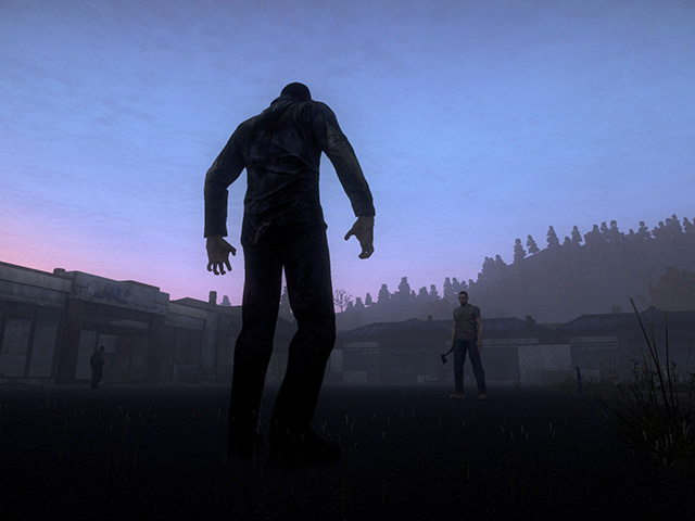 Vidéo gameplay H1Z1