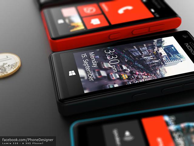 Lumia 330 : image 2