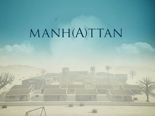 Manhattan Série TV