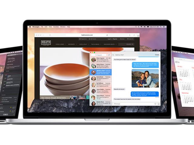 Nouveau MacBook Pro Retina été 14