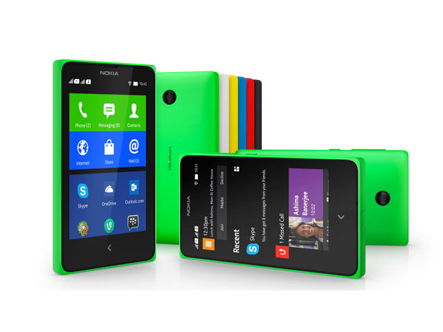 Nokia X Windows Phone