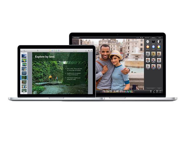 Nouveaux MacBook Pro 15 pouces août 14