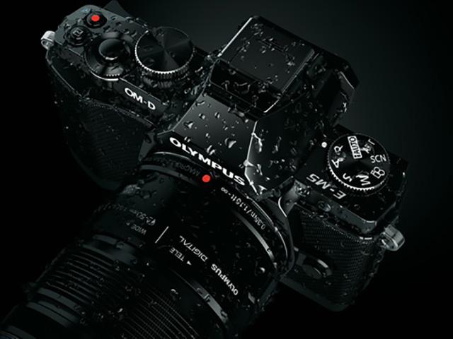 Olympus OM-D Photokina 2014