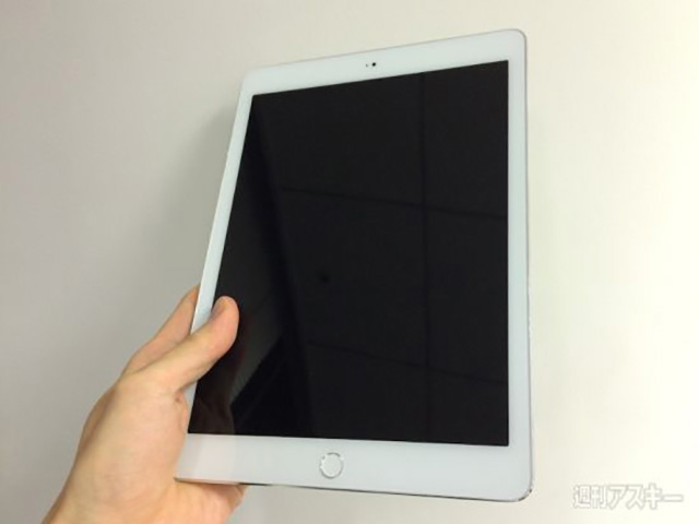 Photos iPad Air 2 Lecteur Touch ID