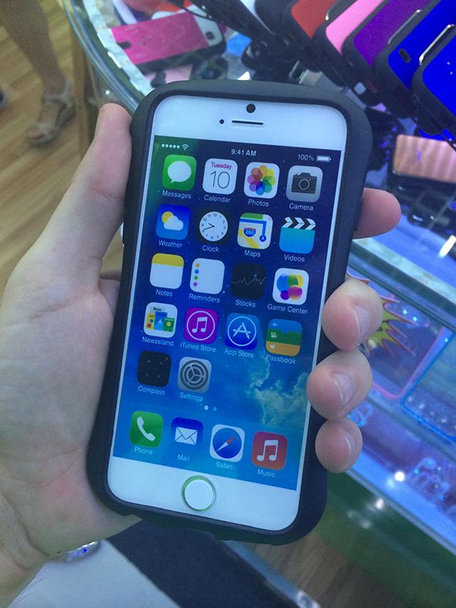 Maquette iphone 6 : photo 3