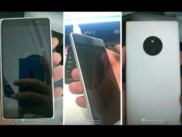 Photos Nokia Lumia 830