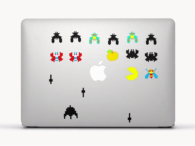 Pub Apple MacBook Air Stickers
