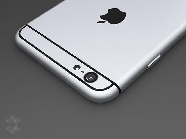 Rendu iPhone 6 : image 1