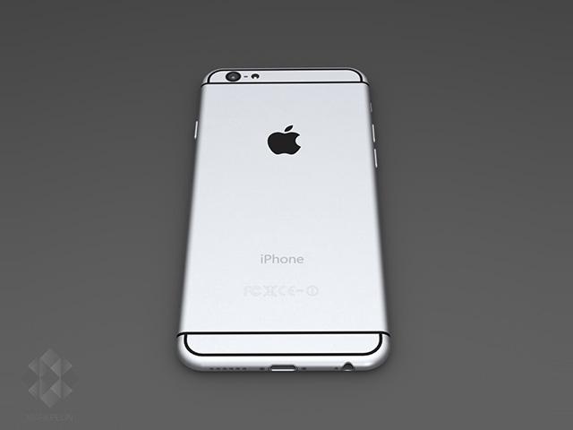 Rendu iPhone 6 : image 2