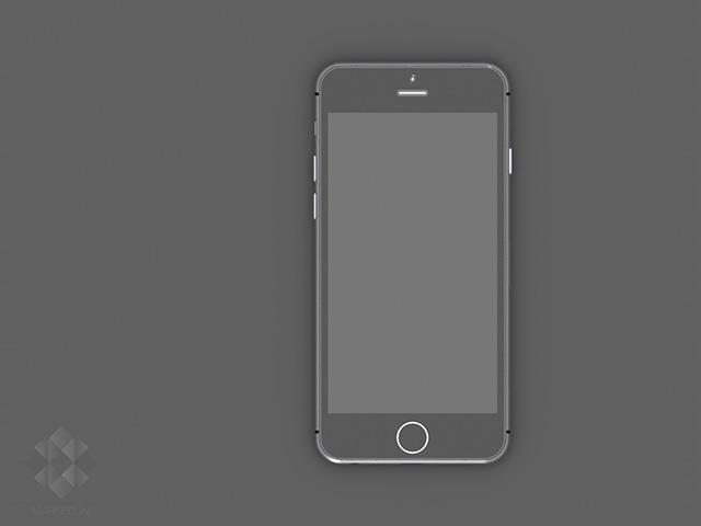 Rendu iPhone 6 : image 3