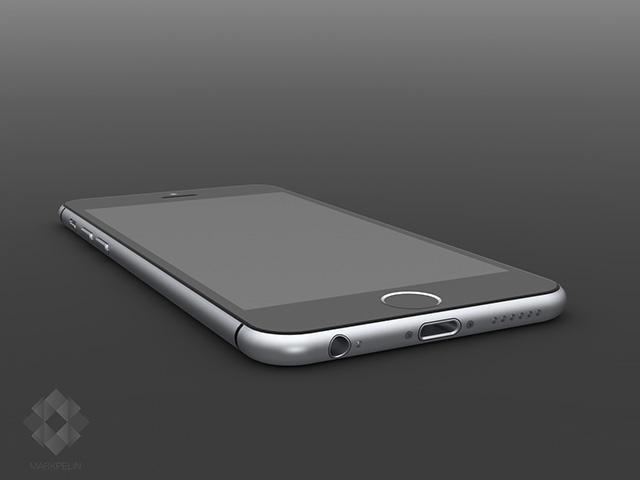 Rendu iPhone 6 : image 4