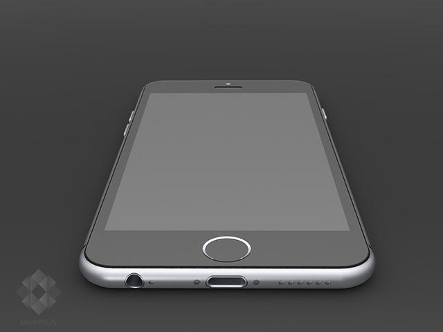 Rendu iPhone 6 : image 5