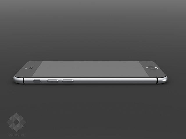 Rendu iPhone 6 : image 7