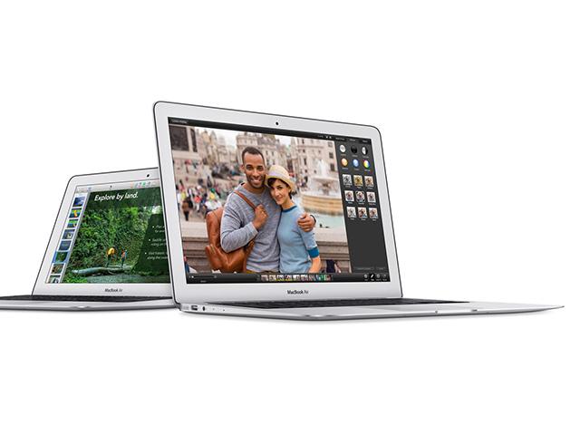 Retard MacBook Air Retina