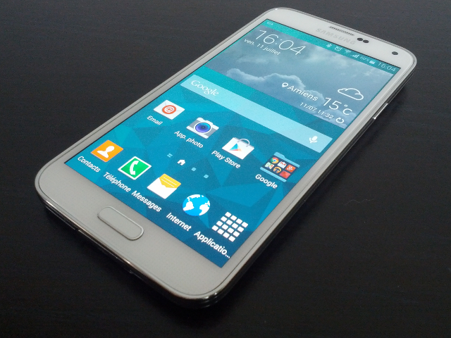 La surcouche de Samsung, sujet sensible