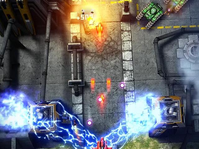 Sky Force : capture 2
