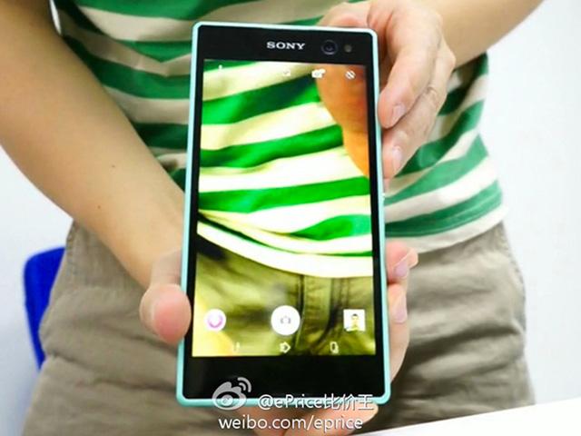 Sony Xperia Selfies : photo 1