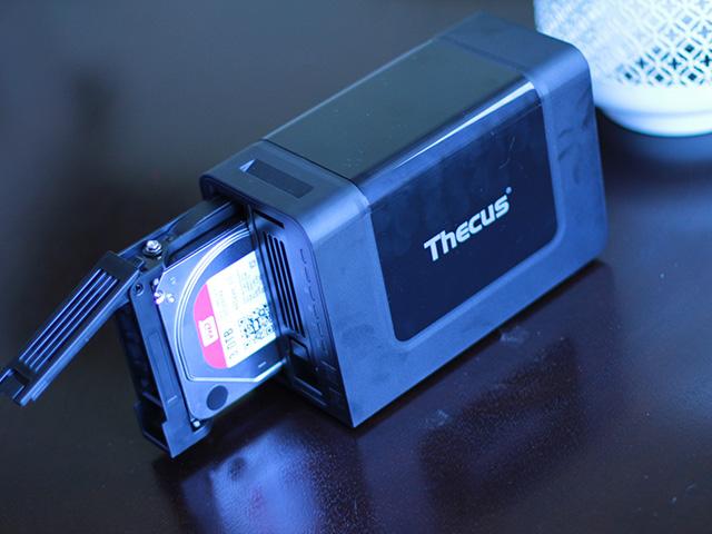 Thecus N2310 : image 7