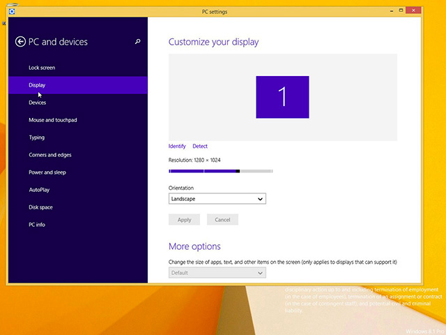 Windows 9 de nouvelles captures dont une du menu d marrer for Fenetre volante