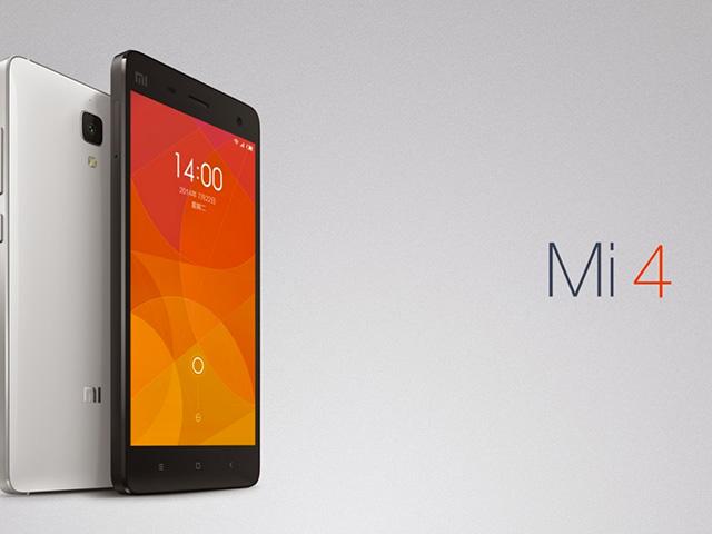 Xiaomi Mi4 : photo officielle 1