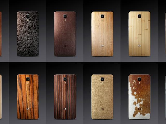 Xiaomi Mi4 : photo officielle 3