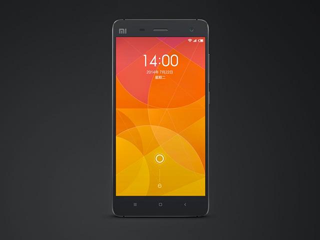 Xiaomi Mi4 : photo officielle 4